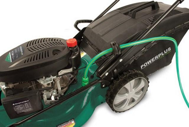 Powerplus benzinemaaier